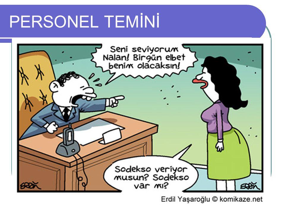 PERSONEL TEMİNİ
