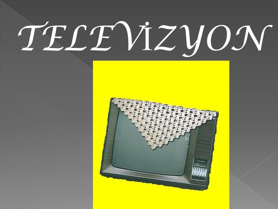 TELEVİZYON