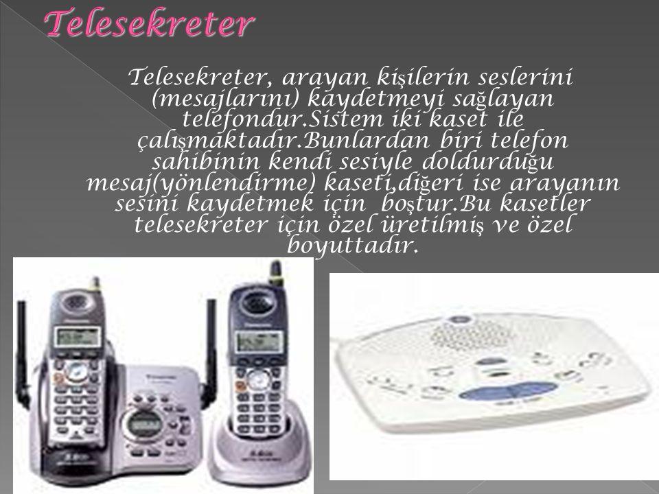 Telesekreter