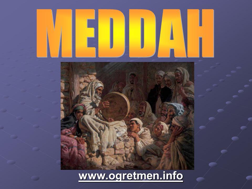 MEDDAH www.ogretmen.info