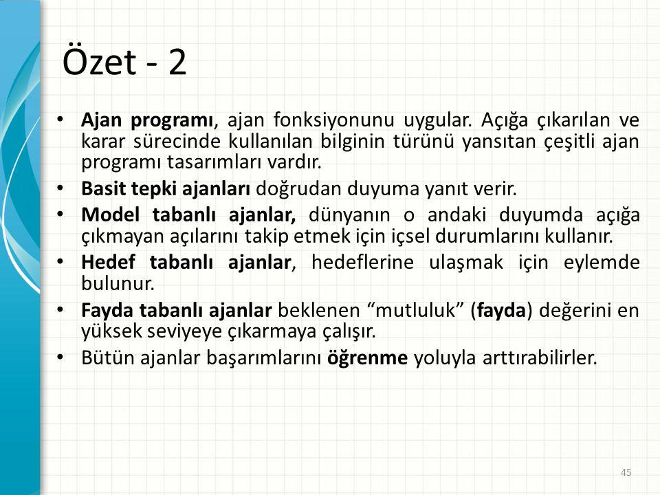 Özet - 2