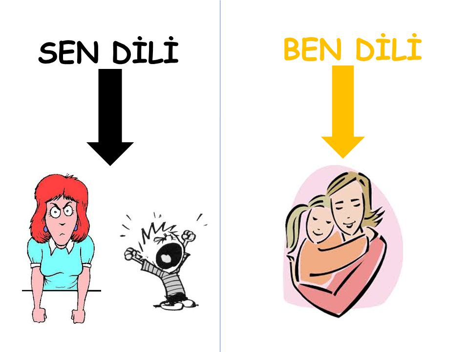 BEN DİLİ SEN DİLİ