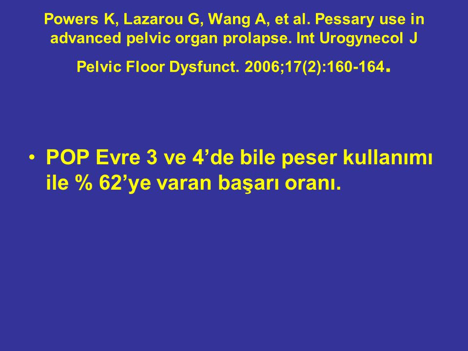 Powers K, Lazarou G, Wang A, et al