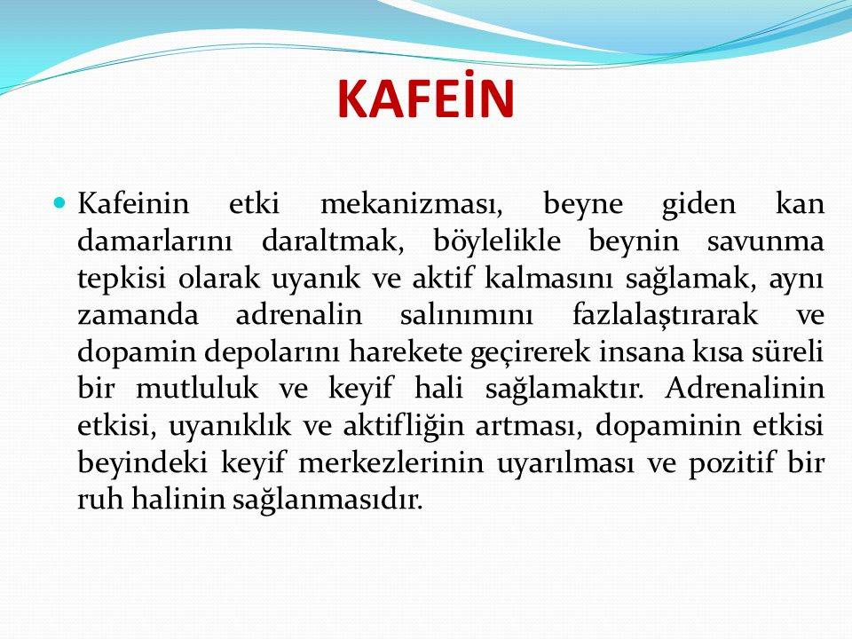 KAFEİN