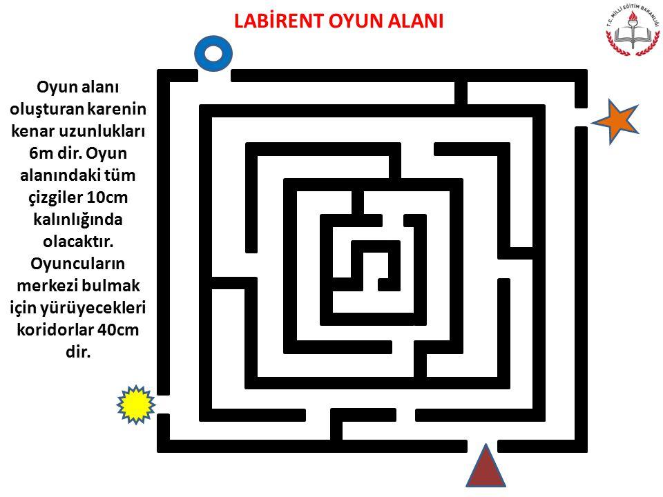 LABİRENT OYUN ALANI