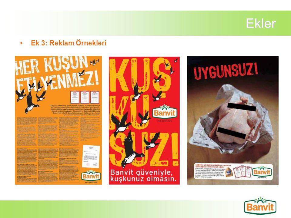Ekler Ek 3: Reklam Örnekleri