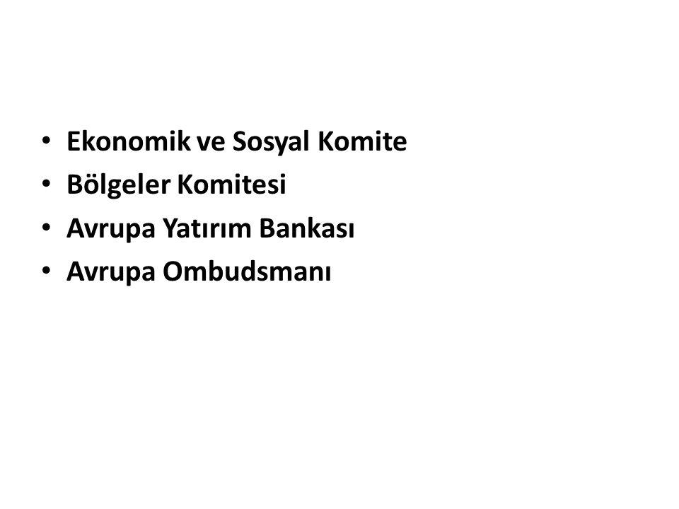 Ekonomik ve Sosyal Komite