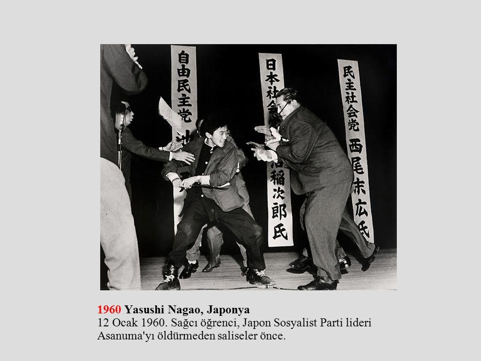 1960 Yasushi Nagao, Japonya 12 Ocak 1960