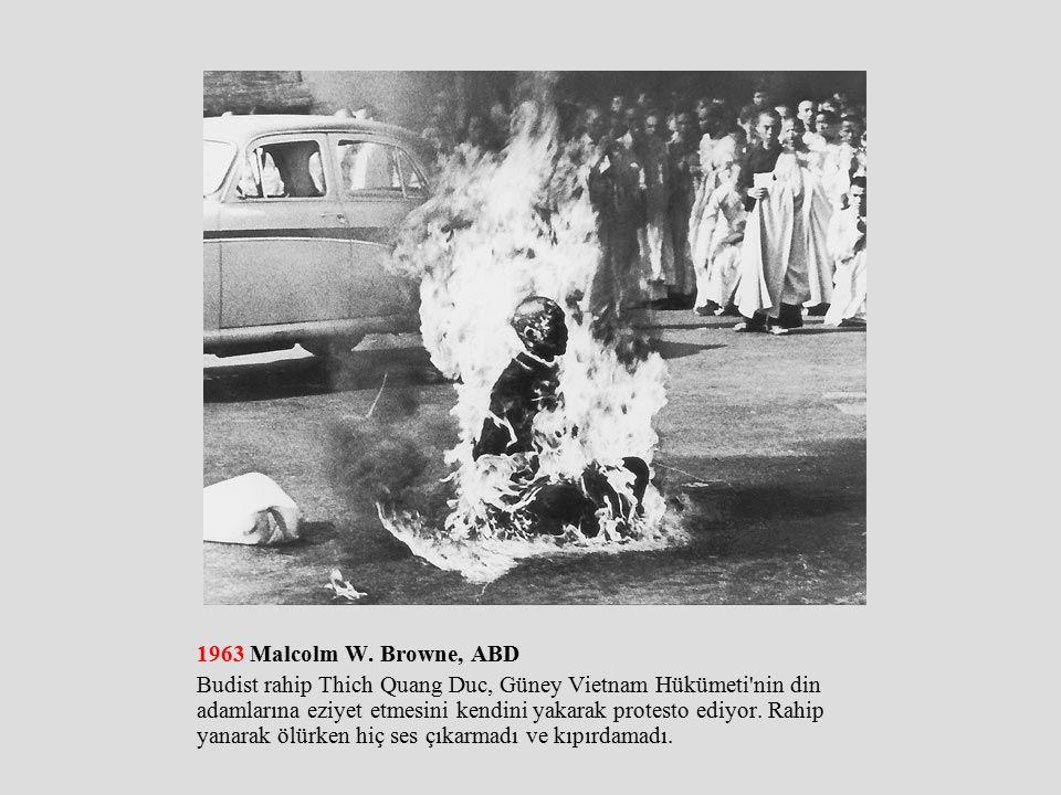 1963 Malcolm W. Browne, ABD