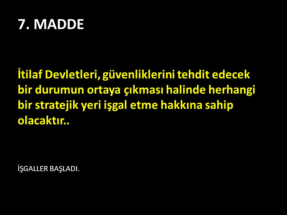 7. Madde