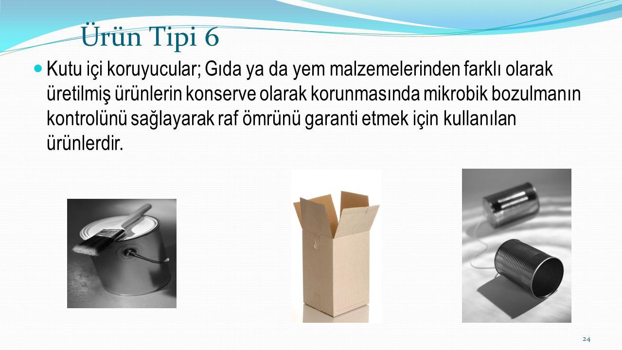 Ürün Tipi 6