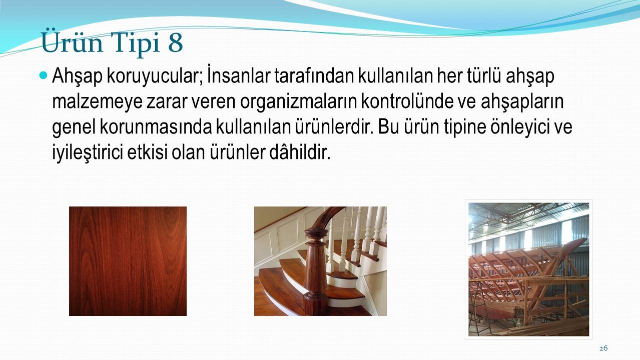 Ürün Tipi 8