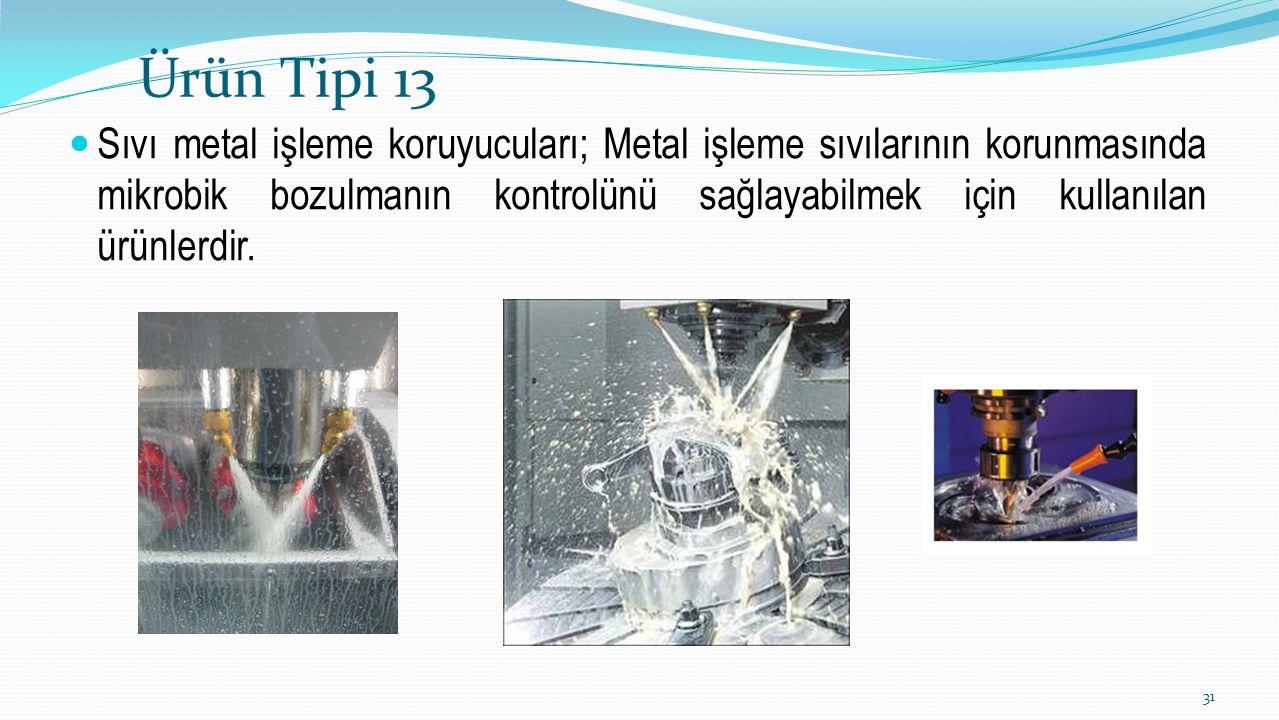 Ürün Tipi 13