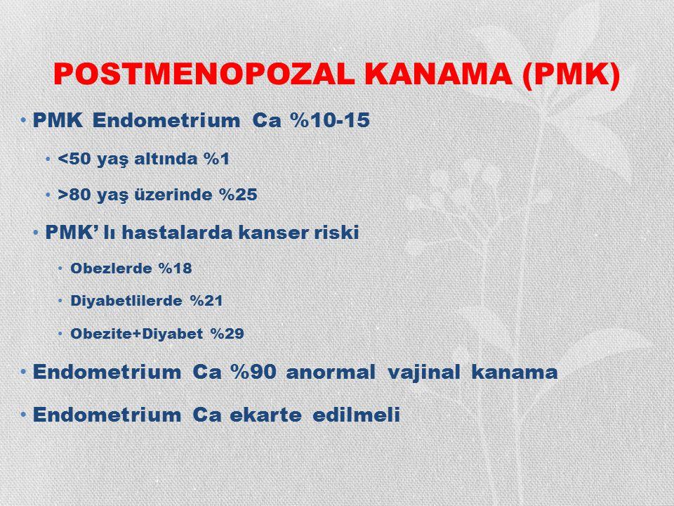 POSTMENOPOZAL KANAMA (PMK)