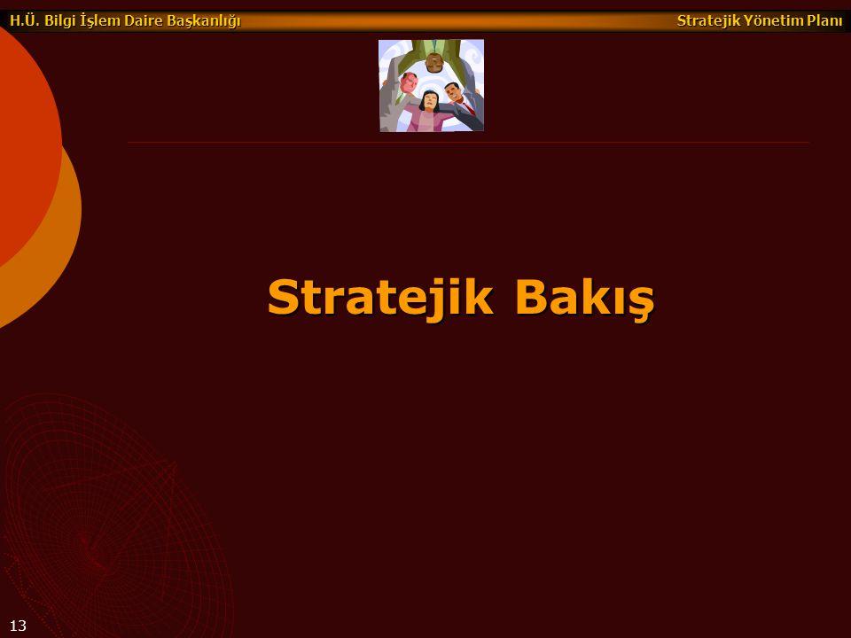 Stratejik Bakış