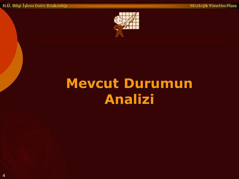 Mevcut Durumun Analizi