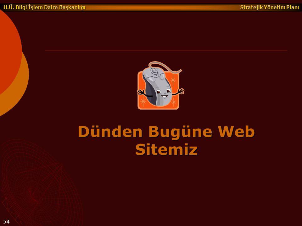 Dünden Bugüne Web Sitemiz