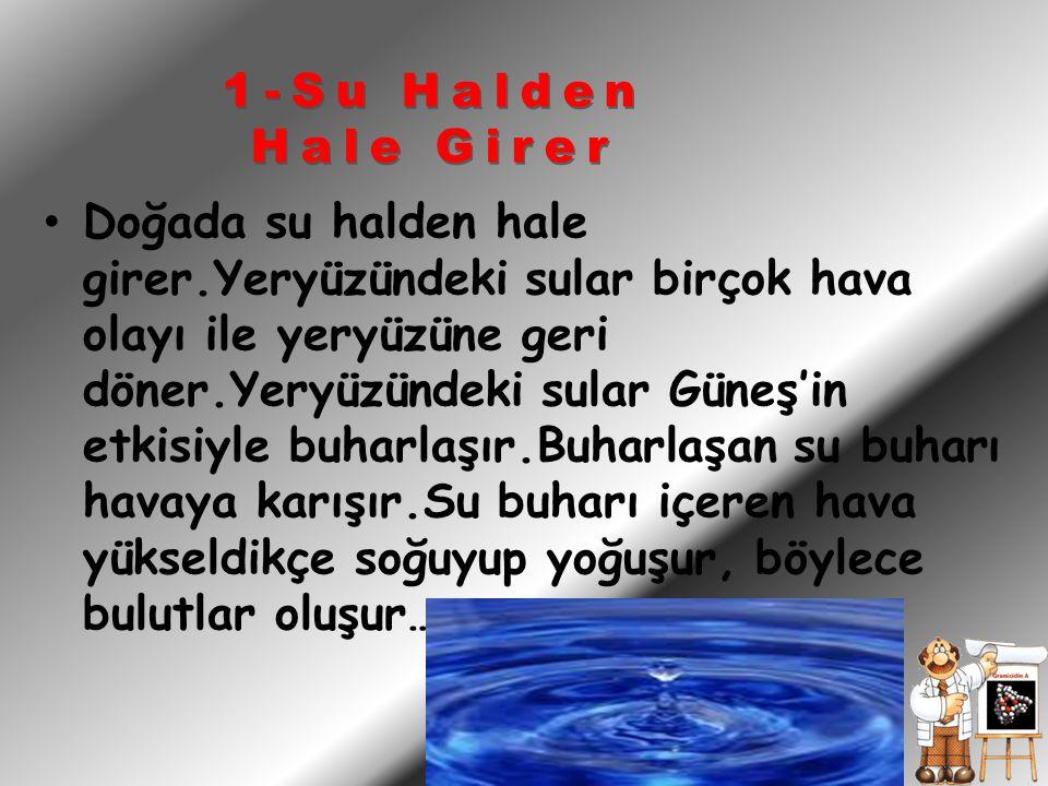 1-Su Halden Hale Girer