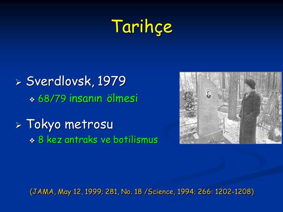 Tarihçe Sverdlovsk, 1979 Tokyo metrosu 68/79 insanın ölmesi