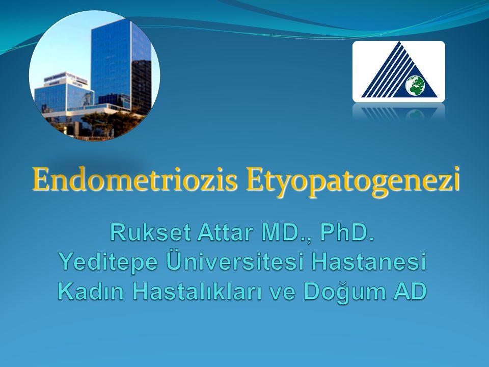 Endometriozis Etyopatogenezi