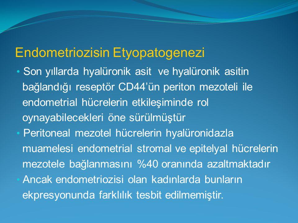 Endometriozisin Etyopatogenezi