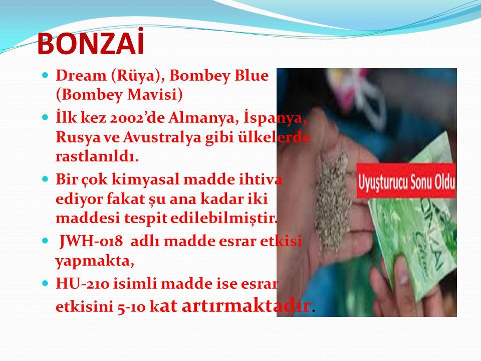 BONZAİ Dream (Rüya), Bombey Blue (Bombey Mavisi)