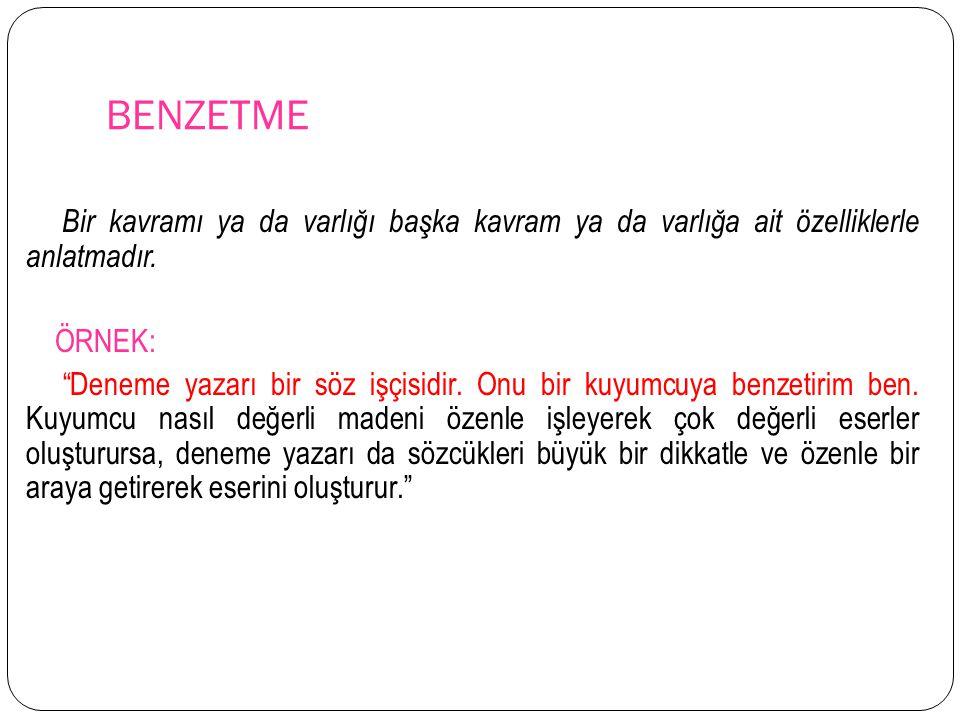 BENZETME