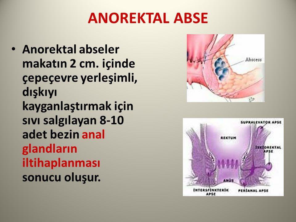 ANOREKTAL ABSE