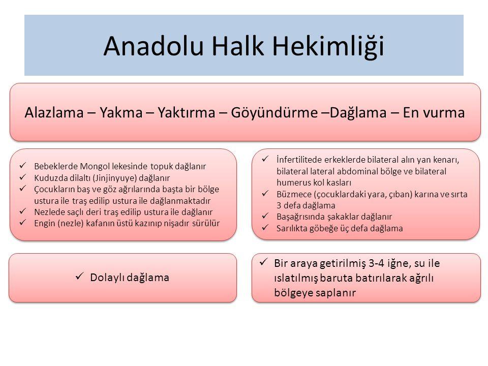 Anadolu Halk Hekimliği