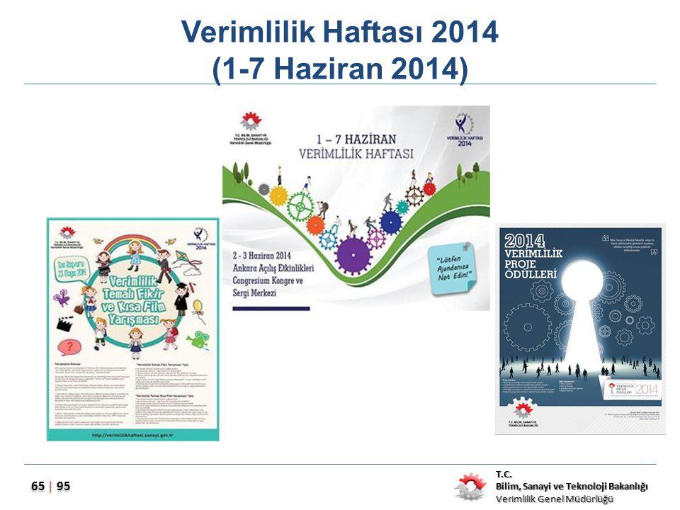 Verimlilik Haftası 2014 (1-7 Haziran 2014)