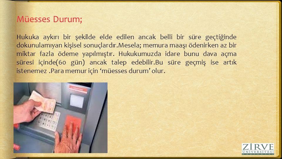 Müesses Durum;