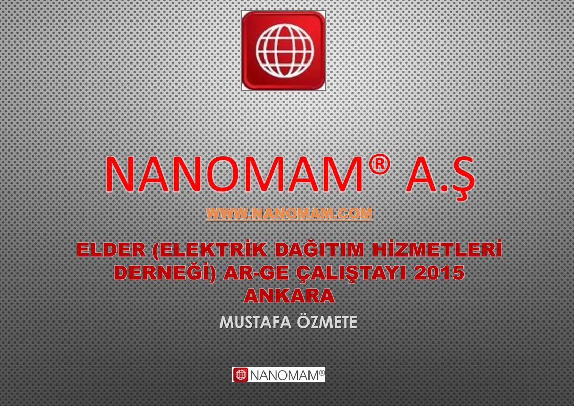 NANOMAM® a. ş www. nanomam