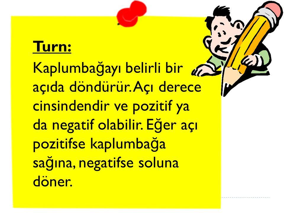 Turn: