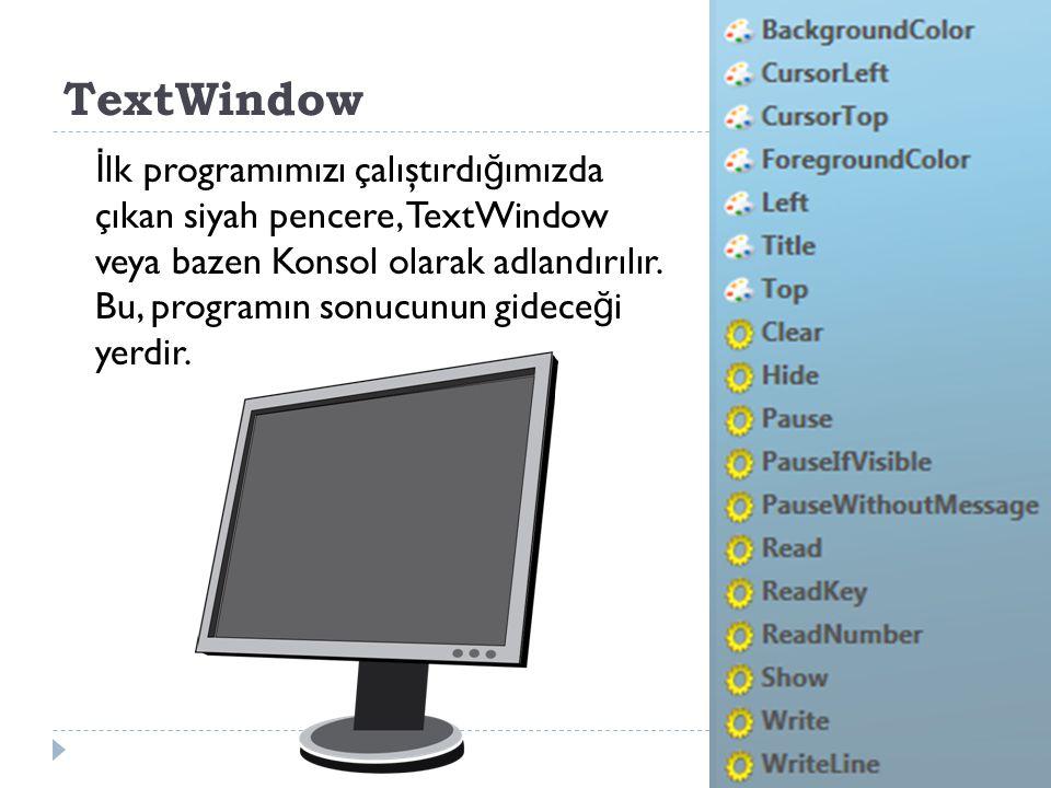 TextWindow