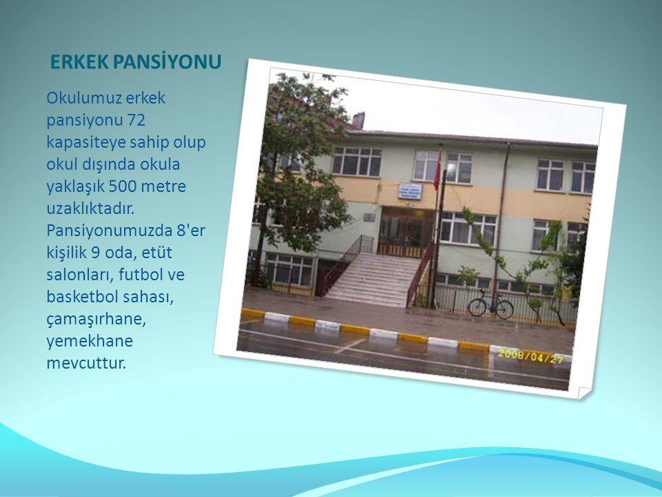 ERKEK PANSİYONU