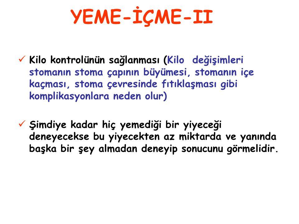 YEME-İÇME-II