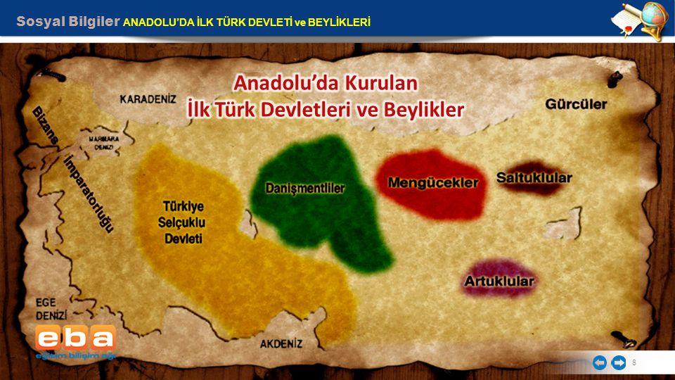 İlk Türk Devletleri ve Beylikler
