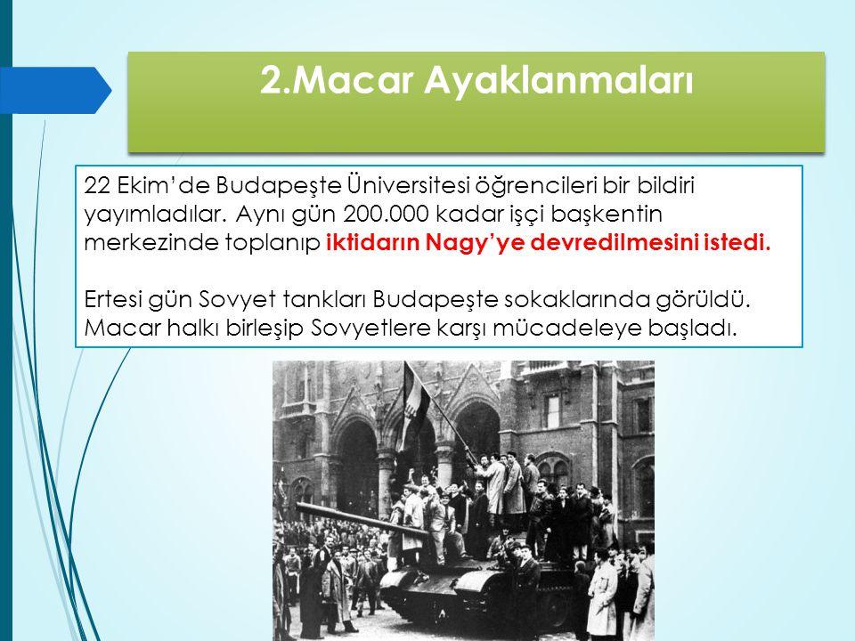 2.Macar Ayaklanmaları