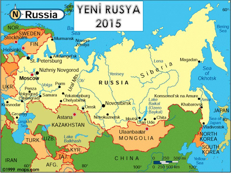 YENİ RUSYA 2015