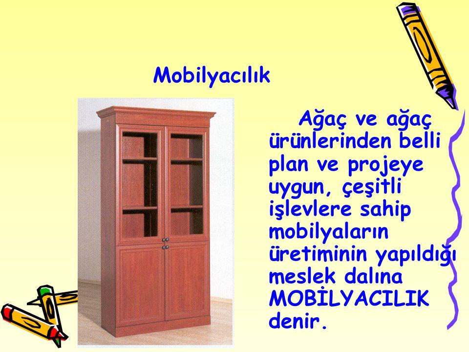 Mobilyacılık