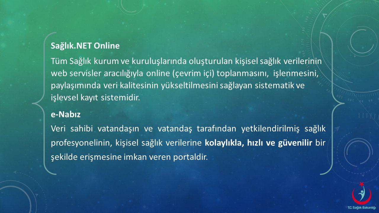 Sağlık.NET Online