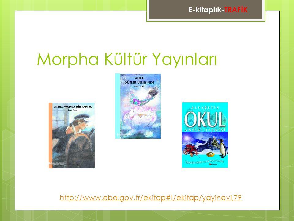 Morpha Kültür Yayınları