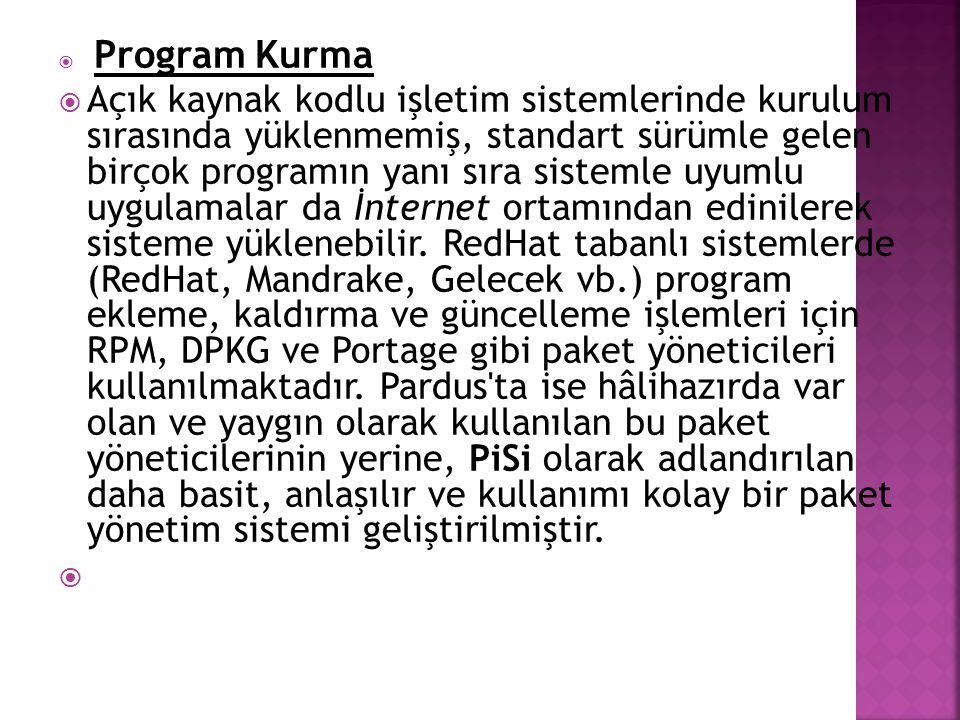 Program Kurma