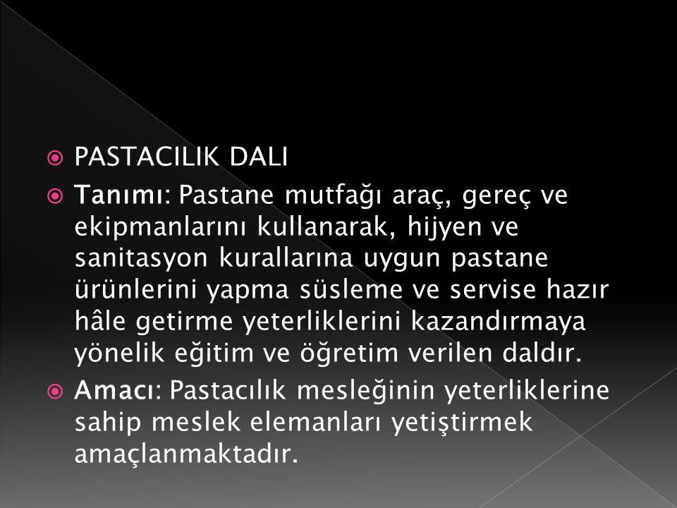 PASTACILIK DALI