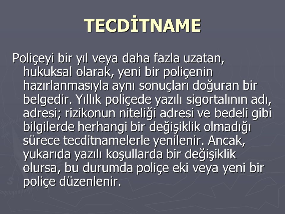 TECDİTNAME