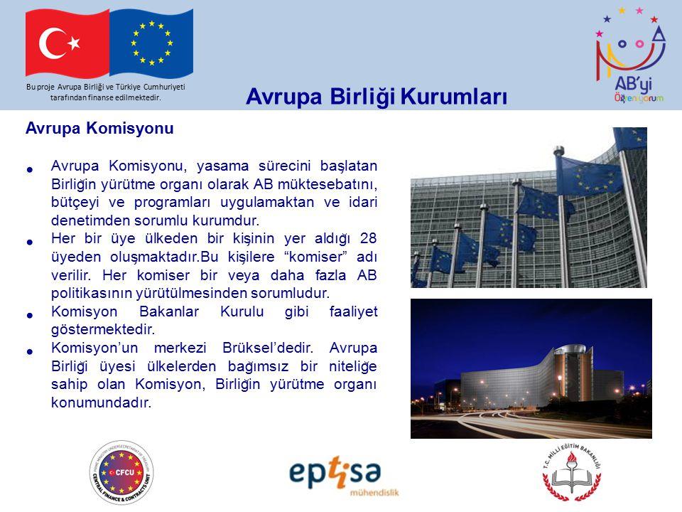 Avrupa Komisyonu Avrupa Birliği Kurumları