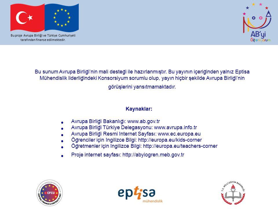 Avrupa Birliği Bakanlığı: www.ab.gov.tr
