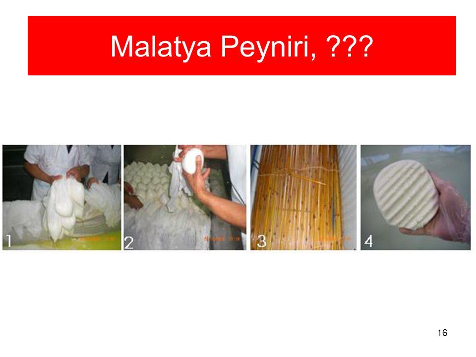 Malatya Peyniri,