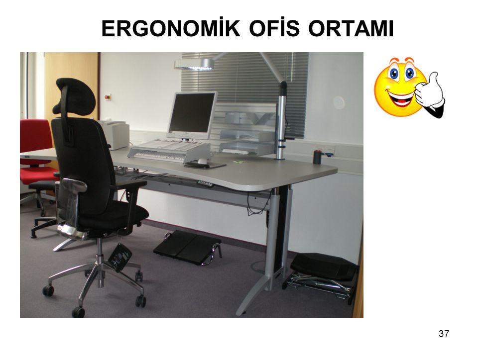ERGONOMİK OFİS ORTAMI