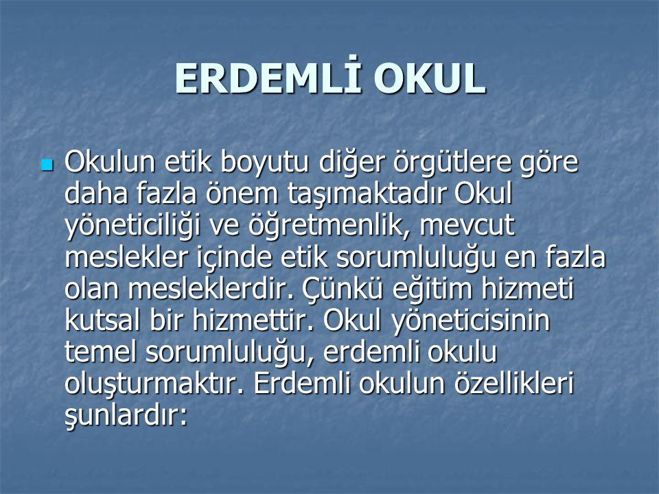ERDEMLİ OKUL